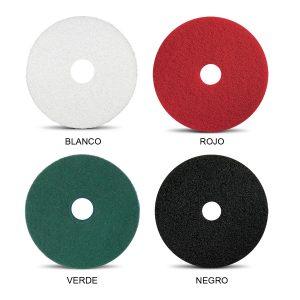 PAD Colores para maquina