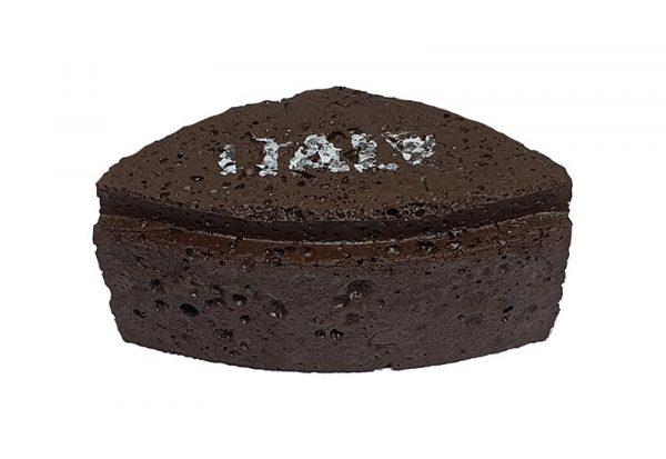 Piedra pulir chocolate pororal