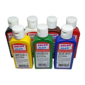 Tintes para Mastic