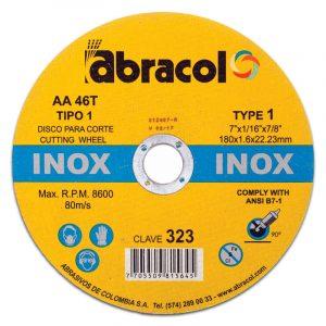 Disco de Corte INOX